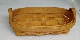 1993 Longaberger WB Lavendar Booking Basket  - $14.70