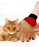 Pet Hair Brush Glove for Cats/Dogs Hair Combing, Cleaning and Massage Gr... - $14.95