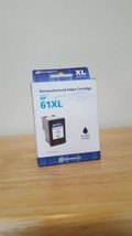 ink Jet Ink Cartridges Replaces  61XL Black - $13.96