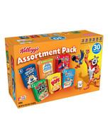 KELLOGG's Jumbo Assorted Cereal Pack, 30 pk.- SHIPS FREE! - $26.68