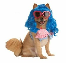 PUP-A-RAZZI CUPCAKE GIRL DOG COSTUME VARIOUS SIZES BRAND NEW - $15.99