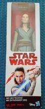 "New Disney Star Wars Rey Jedi Training 12"" Figure Nib Disney - $14.70"
