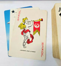 Japan Air Lines JAL Deck of Playing Cards   (#43) image 6