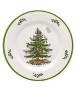 Spode Christmas Tree Melamine Dinner Plate, Set of 4 NEW - $33.65