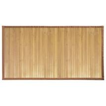 Bamboo Floor Mat  Bathroom Room Decor Nonslip Asian Style Kit NEW - $32.62