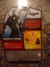 "DC Comics Multiverse KNIGHTFALL BATMAN 4"" Arkham Origins BRAND NEW! - $14.99"