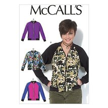 McCall Pattern Company M7100 Misses' Jackets, Size ZZ - $14.21