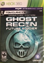 Tom Clancy's Ghost Recon: Future Soldier -- Signature Edition (XBOX 360) - $5.39