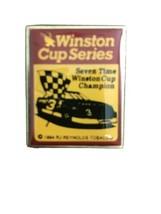 NASCAR Hat Pin Dale Earnhardt 7 Time Champion RJ Reynolds Vintage  - $9.49