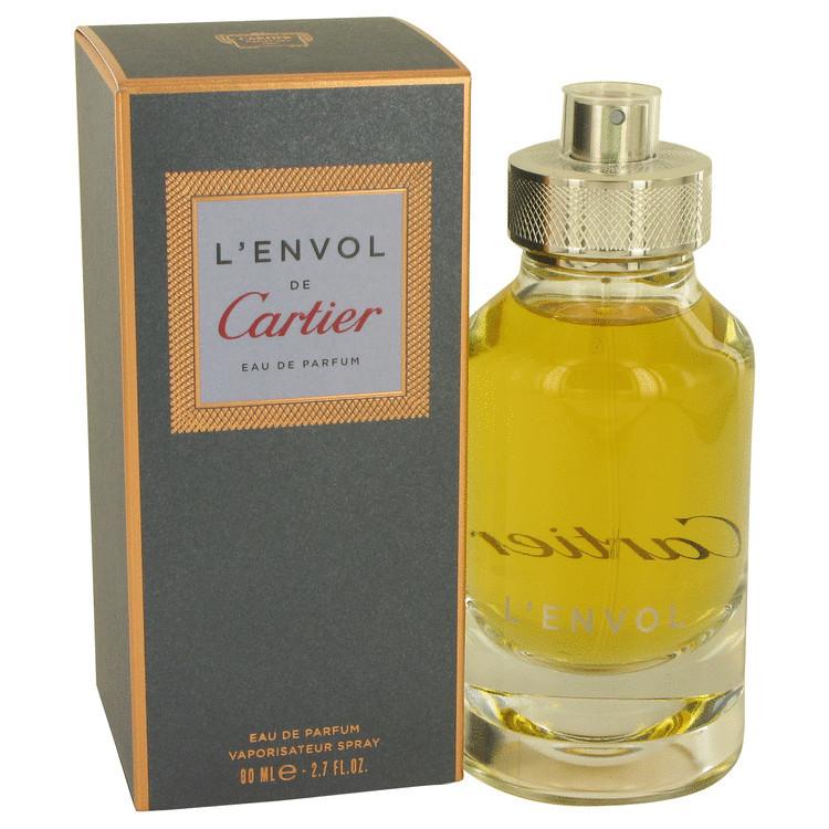 L`envol de by Cartier Eau De Parfum  2.7 oz, Men