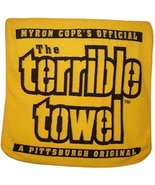 "The Terrible Towel Fleece Throw Blanket 50"" x 60"" - $24.95"