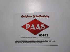 DENNIS RODMAN / NBA HALL OF FAME / AUTOGRAPHED L.A. LAKERS CUSTOM JERSEY / COA image 6