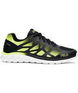 Fila Men's Memory Speedstripe 2 Low Cut Training Shoes in Black Sizes 6.... - $49.99