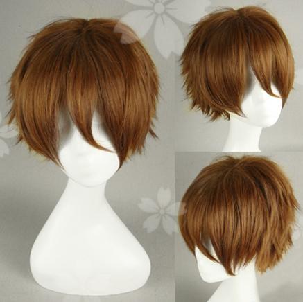 Code geass suzaku kururugi cosplay wig buy