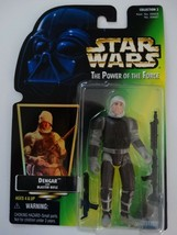 1997 Star Wars POTF Dengar With Blaster Rifle Action Figure - $9.99
