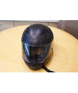 HJC CS-R3 Black Motorcycle Helmet with Visor - Size L - Used - $79.99