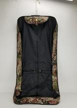 American Tourister Vintage Tapestry Hanging Garment Bag - $37.37