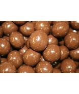 MILK CHOCOLATE MALT BALLS, 1LB - $13.70