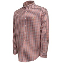 Crable NCAA Men's 3 Color Woven Plaid Shirt, Virginia Cavaliers, SIZE XL... - $18.07