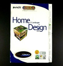 Punch Home and Landscape Design Suite Software with NexGen New Technology - $14.80