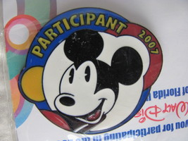 Disney Trading Pins 56603 WDW - United Way Participant 2007 - Mickey Mouse - $7.25