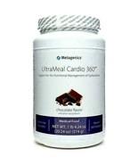 Metagenics UltraMeal Cardio 360 Pea & Rice - $84.15