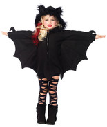 Child/Toddler Halloween Costume Bat Cozy fits S 4-6 /NWT - $49.33 CAD