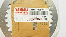 Yamaha 4X7-16325-00 Friction Clutch Plate Pack of 2 New image 2