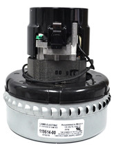 Ametek Lamb 5.7 Inch 2 Stage 120 Volt B/B Peripheral Bypass Motor 119514-00 - $161.96