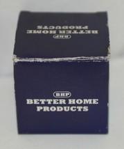 Better Home Products 61915SN Egg Knob Handle Set Trim Satin Nickel image 2