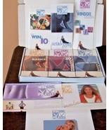 Winsor Pilates Basic 3 New Sealed VHS Workout Box Set Basic 20 Minute Wo... - $19.75