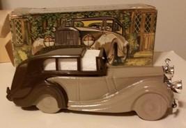 Vintage Avon Rolls Royce-Deep Woods After Shave N/B Never Been Open - $17.66