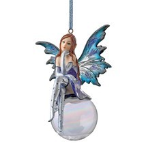 Design Toscano Snow Fairy Goddess Holiday Ornament - $19.99