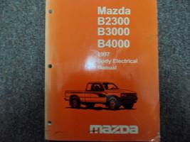 1997 Mazda B-Series Truck B2300 3000 4000 Body Electrical Manual FACTORY OEM 97 - $70.41