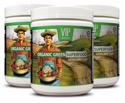 Supergreen powders - SUPER GREENS BERRY 3B - milk thistle capsules - $61.67