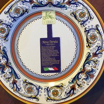 NOVA DERUTA 8.5 inch Salad Plate - Old World Ma... - $21.10