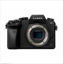 Panasonic Lumix DMC-G7 Mirrorless Micro Four Thirds Digital Camera (Black Body O - $590.76