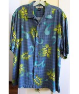 NEW Tommy Bahama Silk Camp Shirt~M~Floral~RARE Design~Guaranteed Authent... - £56.19 GBP