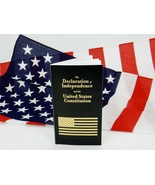 US Constitution And Declaration of Independence, Pocket Edition, Alpha O... - $4.85