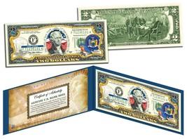 NEW YORK $2 Statehood NY State Two-Dollar US Bill *Genuine Legal Tender*... - $13.06