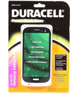 NEW Duracell 2200mAh Samsung Galaxy S III Power Bank Case White - $24.19