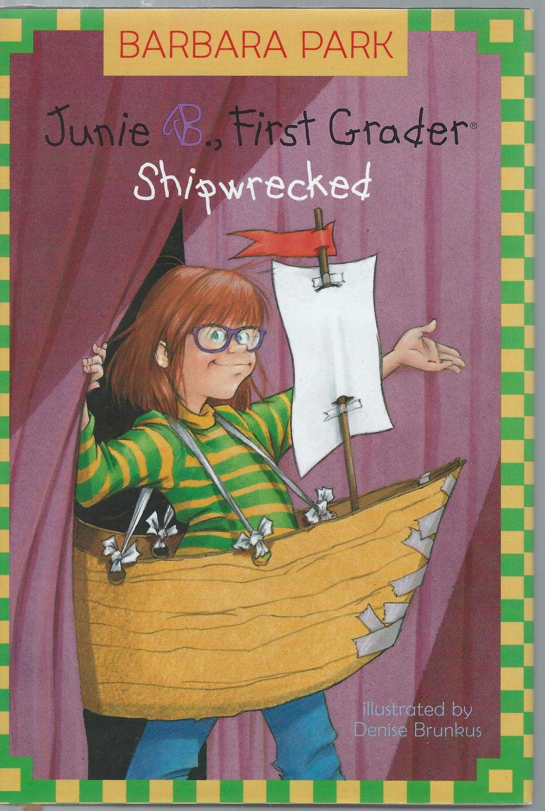 Junie b first grader shipwrecked 001