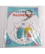 Fullmetal Alchemist Acrylic Keychain Strap Edward Alphonse Elric Brother... - $35.63