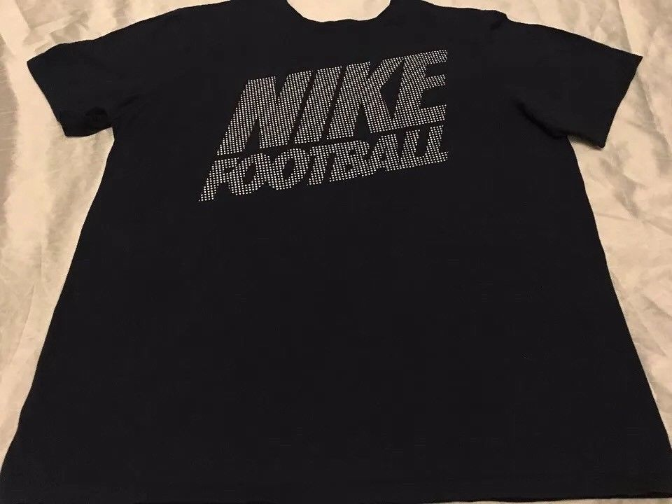 e0fb60258be42 Nike The Nike Tee Athletic Cut Men's XL Blue and 50 similar items
