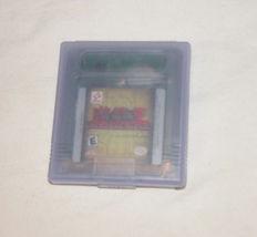 Yu-Gi-Oh Dark Duel Stories Nintendo Game Boy Color + Avancé Systèmes, 2002 image 4