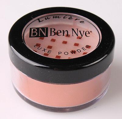 Ben Nye Lumiére Luxe Powder LX-6 Indian Copper 0.24 oz/7 gm Theatre Makeup NIB