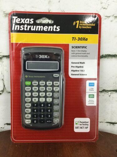 Texas Instruments TI-30Xa Scientific Calculator NIB