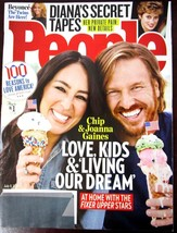 People Magazine Jul 3 2017 Beyonce Twins Chip Joanna Gaines Diana's Secr... - $7.70