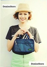 LeSportsac JAPAN Dot Style 3 Travel Cosmetic Mutli Case Organizer Bag RA... - $20.99