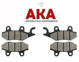Two Sets of Front Brake Pads for Yamaha YFM700 RV-RY Raptor 2006 to 2009 - $19.10